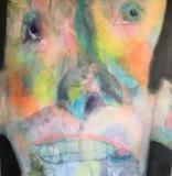 Harald Blåtud den anden  (80 x 80) 3700 kr
